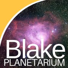 Blake Planetarium logo