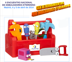 TALLER: CAJA DE HERRAMIENTAS PARA EMBAJADORES ETWINNING