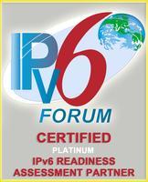 The New Revenue Stream with IPv6 Forum iRAP Logo...