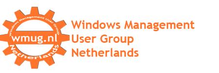 WMUG NL bijeenkomst #3 2014 - Patch Management /...
