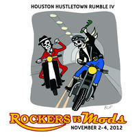 Rockers vs Mods Houston - Hustletown Rumble IV