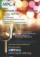COUNTDOWN: MPAC'S SOUTHSIDE COMEDY SHOW THIS SATURDAY....