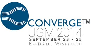 CONVERGE™ User Group Meeting 2014