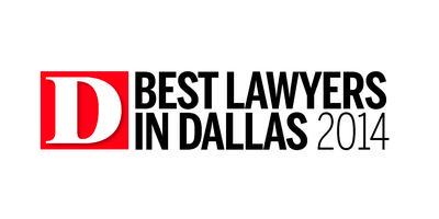 Best Lawyers in Dallas 2014