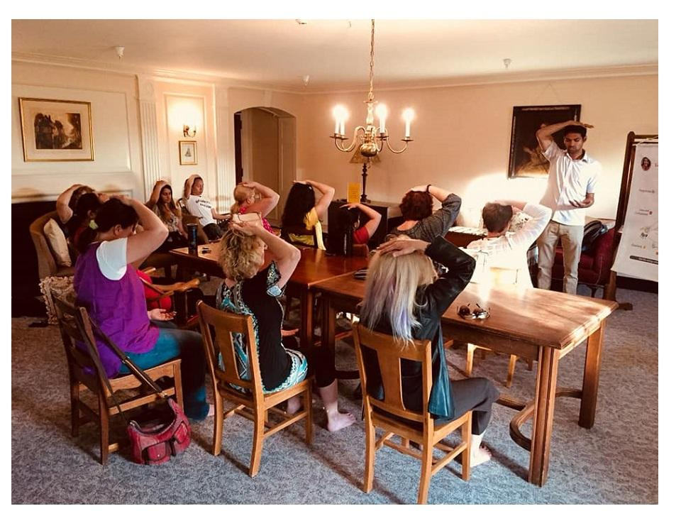 ONLINE: Lets Meditate Phoenix - Free Guided Meditation