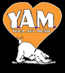Yoga Art Music (YAM) logo
