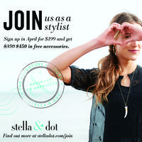 Meet Stella & Dot Happy Hour with Star Stylist,...