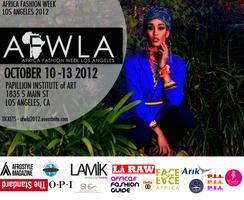 Africa Fashion Week Los Angeles 2012