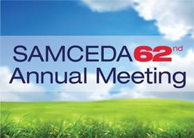 SAMCEDA 62nd Annual Meeting