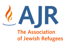 The Association of Jewish Refugees (AJR) logo