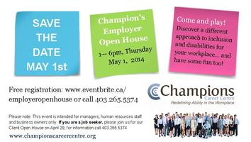 Employer Open House