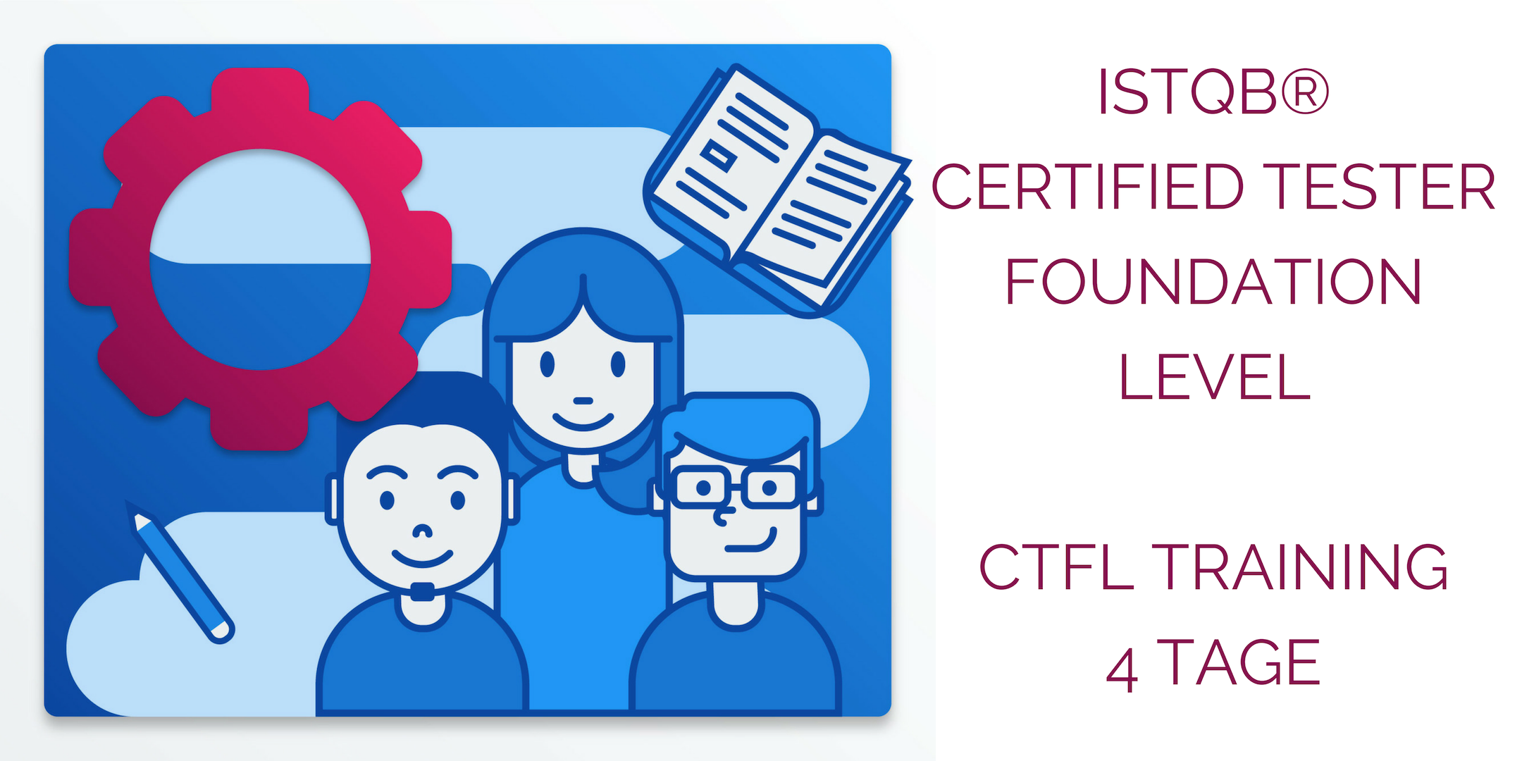 LIVE-Online ISTQB® Certified Tester Foundation Level - CTFL Training 4 Tage