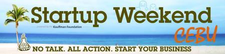 Startup Weekend Cebu June 6-8, 2014