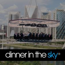 Dinner in the Sky Brasil logo