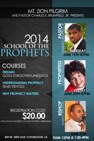 2014: School Of The Prophets