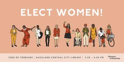 Elect Women!