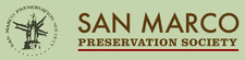 San Marco Preservation Society logo