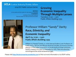 FEC Lecture Series: Race, Ethnicity, and Economic...