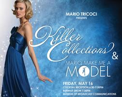 MARIO TRICOCI PRESENTS KILLER COLLECTIONS & MARIO,...