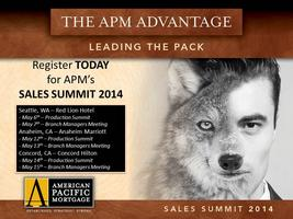 The APM Advantage...Leading the Pack (Concord, CA)