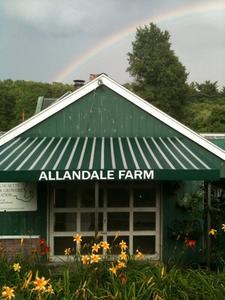 Allandale Farm logo