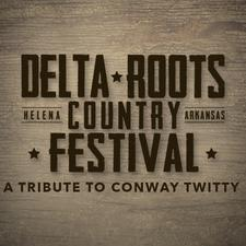 Delta Roots Country Festival logo