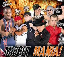 Midget Mania! (Matinee & Evening Show)