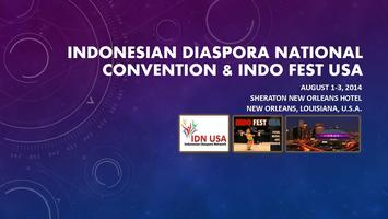 Indonesian Diaspora National Convention and Indo Fest U...