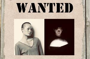"""Public Program: """"WANTED"""" by I-Ling Liu + Shiuan Chang"""