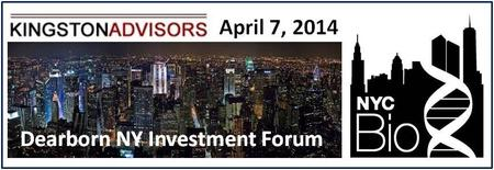 Dearborn Annual New York Healthcare Investment Forum