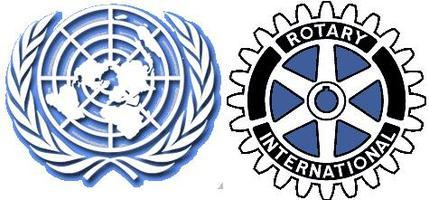 Rotary International UN Day 2014