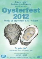 Brewer's Alley Presents: Oysterfest 2012