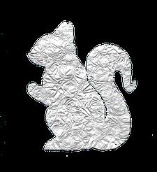 Shiny Squirrel Art Studio Inc.  logo