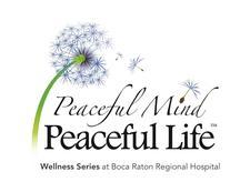 Peaceful Mind Peaceful Life Wellness Series logo
