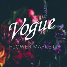 Vogue Flowers logo