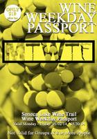 WWP_2014, Wine Weekday Passport, Valid Weekdays...