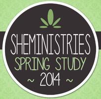 SHEministries Evening Spring 2014 Study