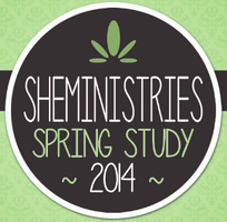 SHEministries Spring 2014 Morning Study