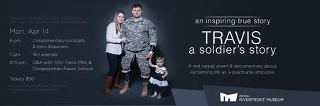 Travis: A Soldier's Story - Peoria Film Screening &...