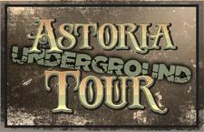 Astoria Underground Tour logo