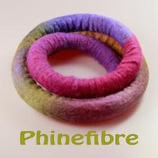 Phinefibre logo