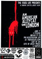 An American Alleycat In London