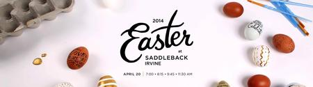 Easter Services at Saddleback Irvine