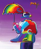 PETER MAX - HOMAGE TO COLOR