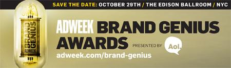 Adweek Brand Genius