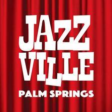 Jazzville Palm Springs logo