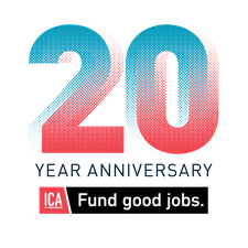ICA Fund Good Jobs logo