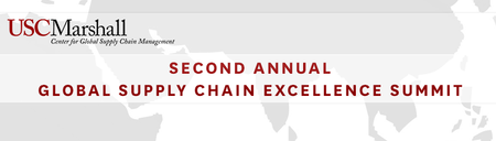 USC Marshall | 2nd Annual Global Supply Chain...