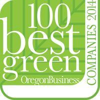 "Oregon Business magazine ""Greening Your Workplace""..."
