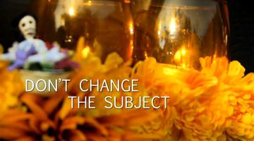 """Don't Change the Subject"" Premiere - Benefit for Suicide..."